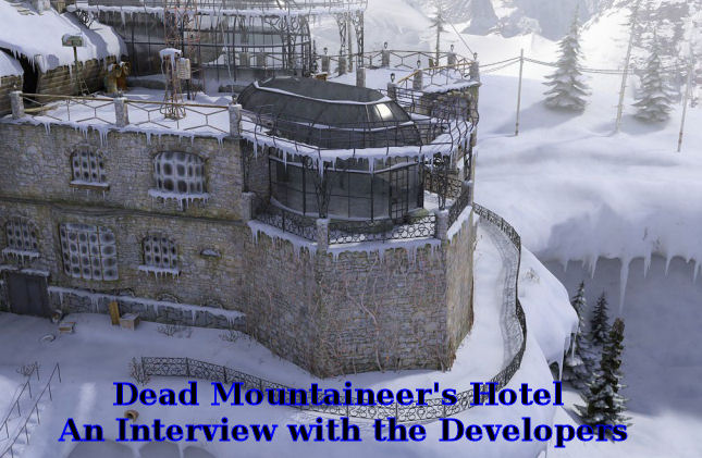 ЪЭхъф ЧффйШЩ ЧфхдчшбЩ Dead.Mountaineers.Hotel